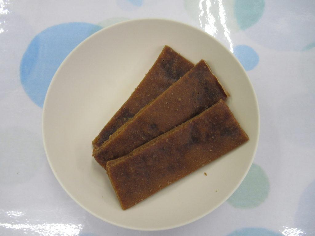 【ポッポ焼き】黒糖を使った優しい甘さのおやつです!